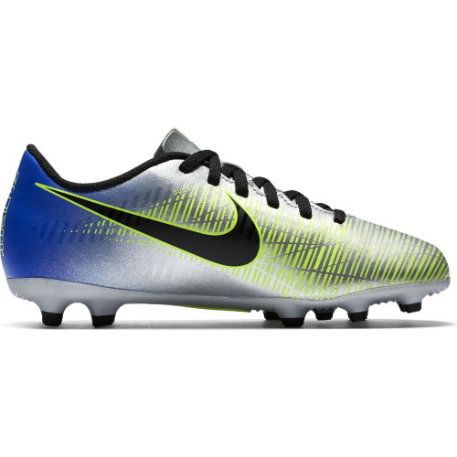 Nike Neymar Mercurial Vortex III Firm Ground Boot Jr - Racer Blue
