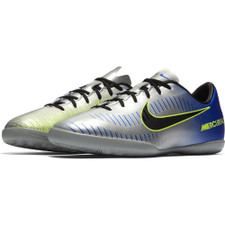 the latest e6006 ebdf9 Nike Neymar MercurialX Victory VI Indoor Boot Jr - Racer Blue