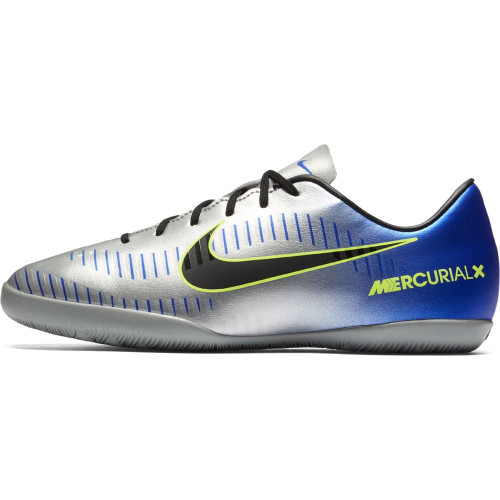 Nike Neymar MercurialX Victory VI Indoor Boot Jr - Racer Blue