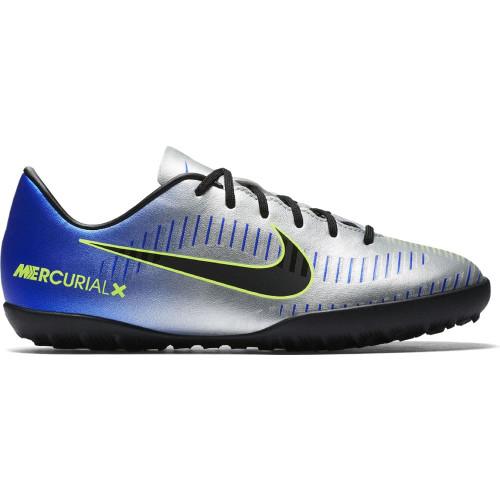 Nike Neymar MercurialX Victory VI Turf Boot Jr - Racer Blue