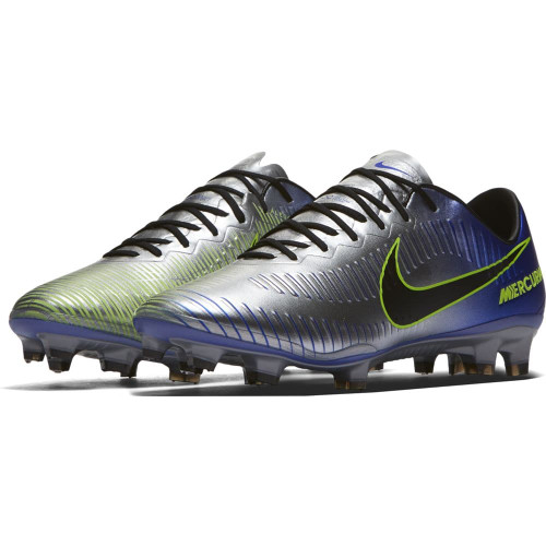 04ede043cb6e Nike Neymar Mercurial Vapor XI Firm Ground Boot - Racer Blue