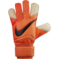 Nike Grip3 Football Goalkeeper Gloves - TOTAL ORANGE/HYPER CRIMSON/WHITE/BLACK