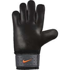 Nike Match Goalkeeper Football Gloves - DARK GREY/BLACK/TOTAL ORANGE