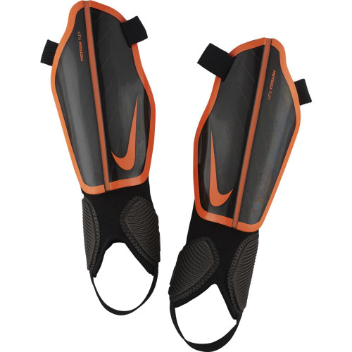 098a0ab93ff9 Nike Protegga Flex Football Shin Guard - BLACK TOTAL ORANGE TOTAL ...