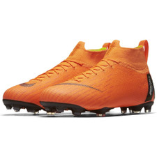 Nike Superfly 6 Elite Firm Ground Boot Jr - Total Orange