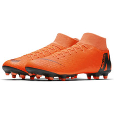 Nike Superfly 6 Academy Firm Ground Boot - Total Orange