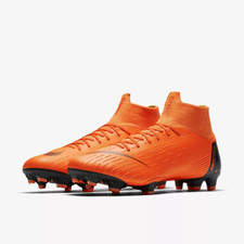 Nike Superfly 6 Pro Firm Ground Boot - Total Orange