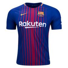Nike Breathe FC Barcelona 18/19 Stadium Home Jersey Jr