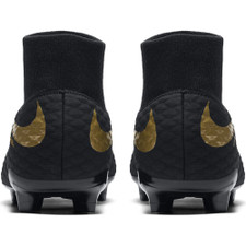 new product bd5e4 90f81 Nike Hypervenom Phantom 3 Academy Dynamic Fit Firm Ground Boot Jr - Black
