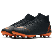 Nike Superfly 6 Academy Firm Ground Boot Jr - Black