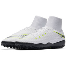 Nike Hypervenom PhantomX 3 Academy Dynamcic Fit Artificial Turf Boot - White