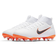 Nike Superfly 6 Academy Firm Ground Jr - White