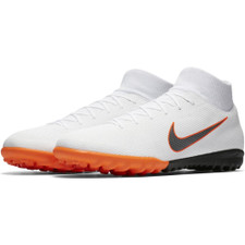 Nike SuperflyX 6 Academy Artificial Turf Boot - White
