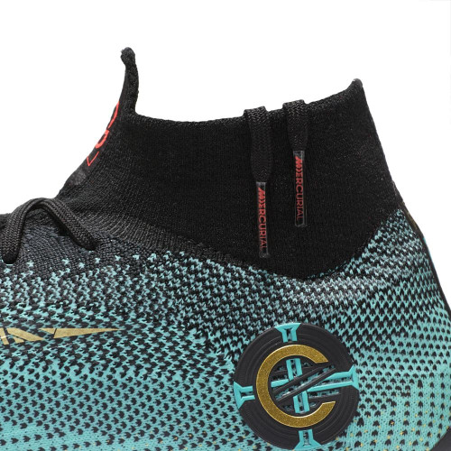 Nike Superfly 6 Elite CR7 Firm Ground Boot - Clear Jade