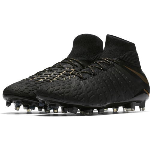 ed55e62d479a Nike Hypervenom Phantom 3 Elite Dynamic Fit Firm Ground Boot - Black ...
