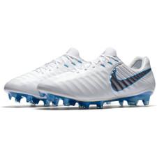 Nike Tiempo Legend 7 Elite Firm Ground Boot - White