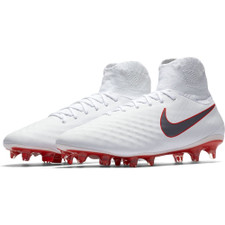 Nike Magista Obra 2 Pro Dynamic Fit Firm Ground Boot - White