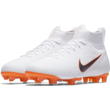 Nike Superfly 360 Elite Firm Ground Boot Jr - White