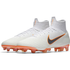 Nike Superfly 6 Elite Firm Ground Boot - White