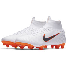 Nike Superfly 6 Pro Firm Ground Boot - White