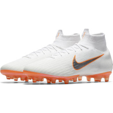 Nike Superfly 6 Elite Artificial Turf Boot Pro - White