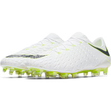 Nike Hypervenom Phantom 3 Elite Firm Ground Boot - White