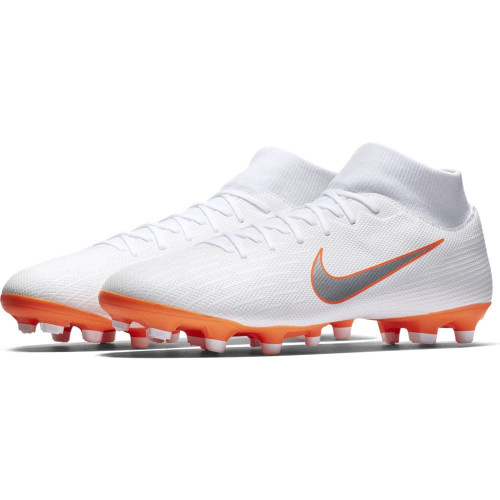 Nike Superfly 6 Academy Firm Ground Boot - White
