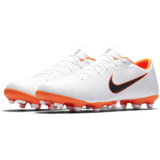 Nike Vapor 12 Academy Firm Ground Boot - White