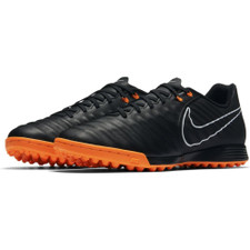 Nike LegendX 7 Academy Artificial Turf Boot - BLACK/TOTAL ORANGE-BLACK-WHITE
