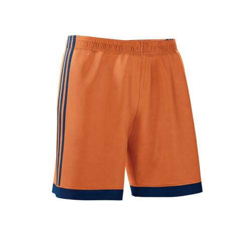 adidas mi Squadra 17 Short - Semi Solar Orange/Coll. Royal