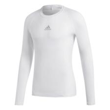 adidas Alphaskin Sport Tee - White