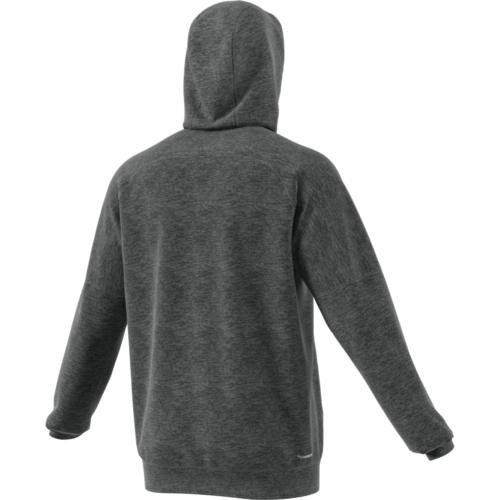 adidas Team Issue Pullover Hoodie - Grey