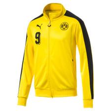 Puma Borussia Dortmund T7 Jacket - Yellow
