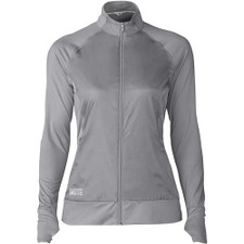 adidas Wind Tech Womens Full Zip Jacket – Grey