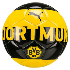 Puma Borussia Dortmund MINI TRAINING SOCCER BALL
