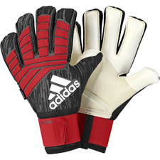 adidas Predator Pro Fingersave Gloves - Red