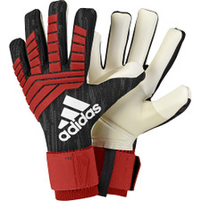 adidas Predator PRO GK Glove - Black/Red/White