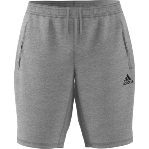 adidas Tango Long Shorts - Medium Grey Heathered