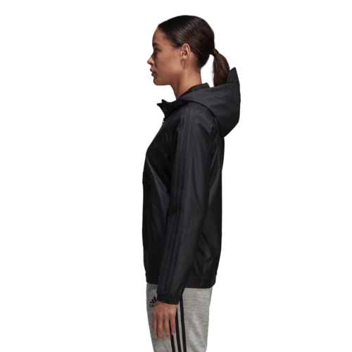 adidas Tango Windbreaker Womens - Black