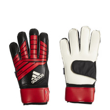 adidas Predator Fingersave Replique GK Glove - Black/Red/White