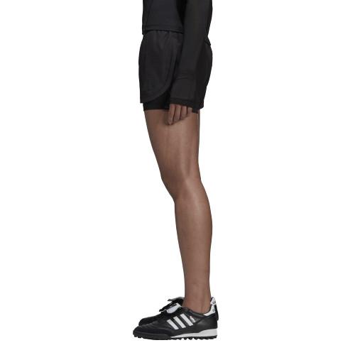 adidas Tango 2-in-1 Womens Short - Black