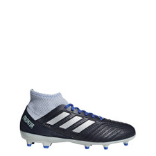 adidas Predator 18.3 Firm Ground Boot Womens - Legend Ink/Silver/Aero Blue