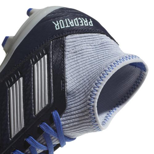 adidas Predator 18.3 Firm Ground Boot Womens - Legend Ink/Silver/Aero Blue