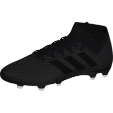 adidas Nemeziz 18.3 Firm Ground Boot - Core Black/Core Black/White
