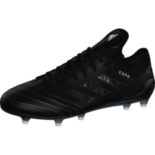 adidas Copa 18.1 Firm Ground Boot - Core Black/Core Black/White