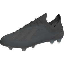 adidas X 18.1 Firm Ground Boot - Core Black/Core Black/White