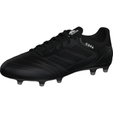 adidas Copa 18.2 Firm Ground Boot - Core Black/Core Black/White