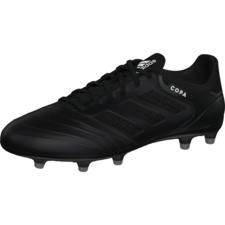 adidas Copa 18.2 Firm Ground Boot - Core Black/Core Black/White