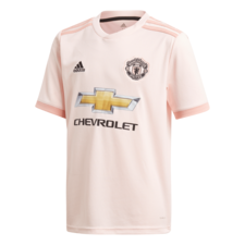 brand new 0d334 5a918 adidas Manchester United Away Jersey 18/19 Youth