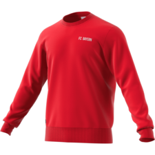 adidas FC Bayern Graphic Sweatshirt - Red